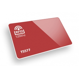 Stampa Tessere in Offset 4+4 con tecnologia RFID 125Khz R.W.