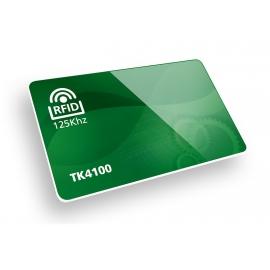 PVC CARD con RFID Contactless