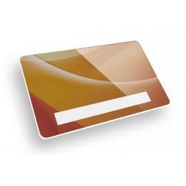 PVC CARD a colori Doppio lato con Pannello Firma