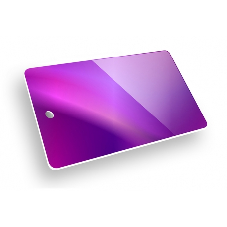 PVC CARD con foro